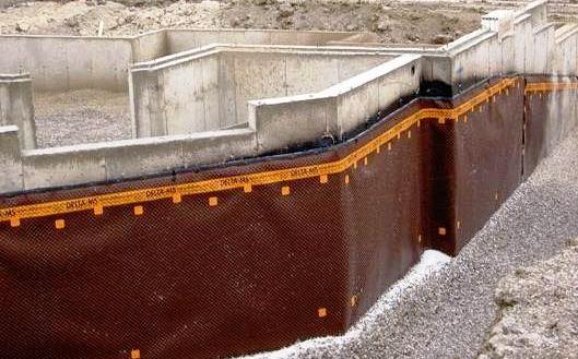 Гидроизоляция подвалов оклеечная наливные полы декоративные 3 дня