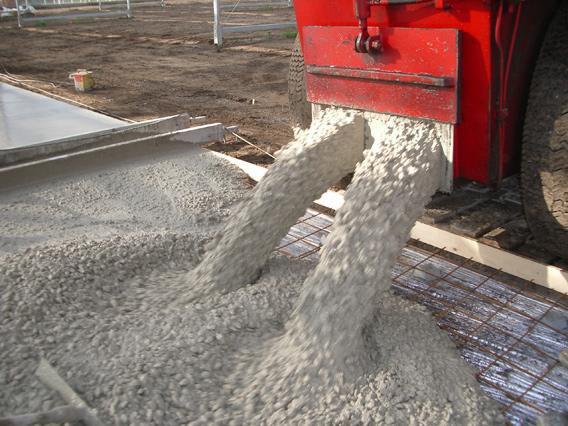 Готовые бетонные смеси в Новоуральске